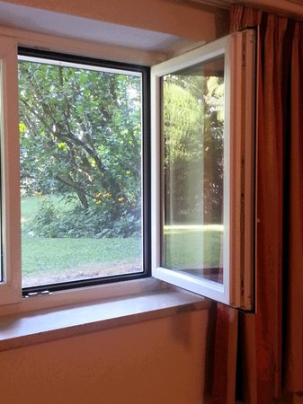 HAUS ARENBERG: View from window