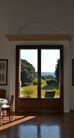 Relais Villa Sagramoso Sacchetti: View