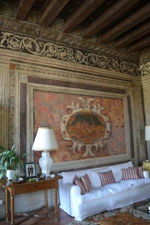 Relais Villa Sagramoso Sacchetti: Wall