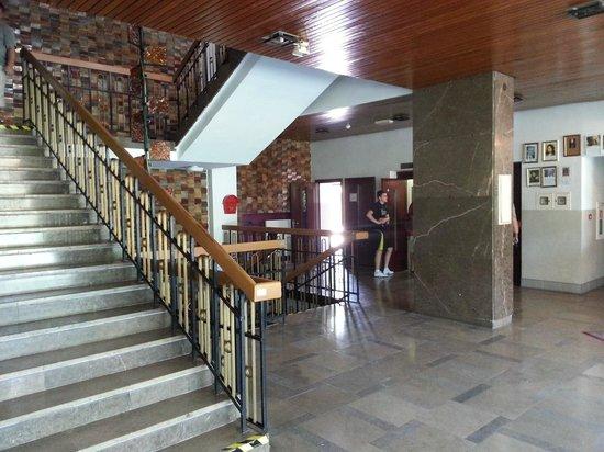 Hotel Panorama Krynica : Hol