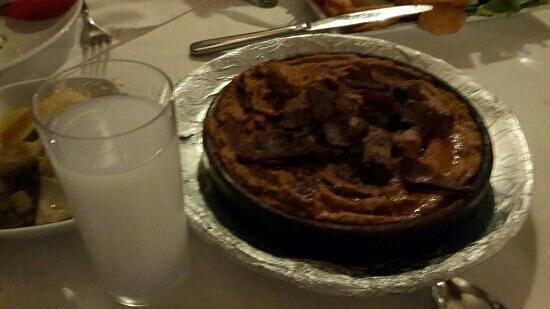 Han Ciragan Restaurant: mezeler süper