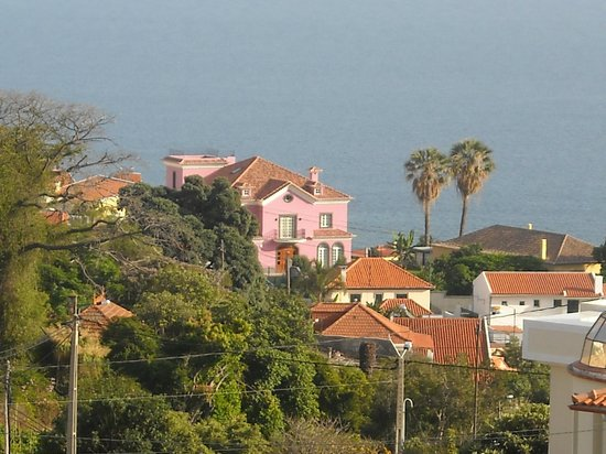 Quinta Mae Homens Apartments : View from the garden at Quinta Mea dos Homens