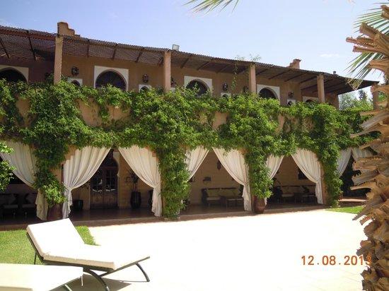 Dar Ilham: hotel