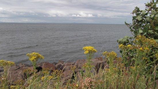 Pearl View Guest House: Fresh air, sea breeze