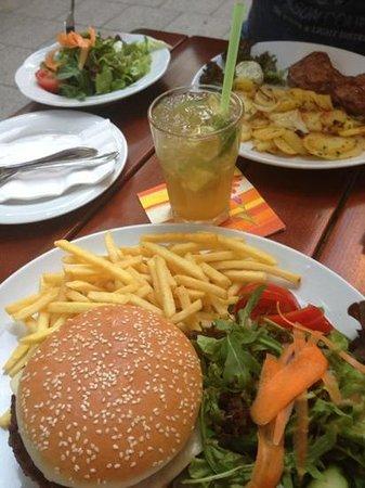MiMi Asia Restaurant: Best Caipirinha ever!