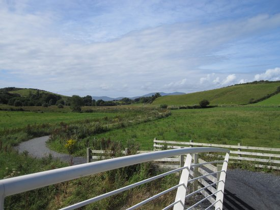 Clew Bay Bike Hire and Outdoor Day Adventures : Bridge on Greenway route