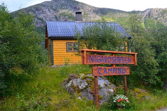 Nigardsbreen Camping