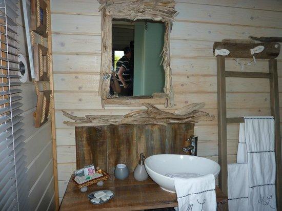 Mare e Legnu: Salle de bain