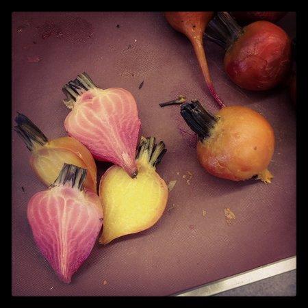 One Pot Borrowed: Fresh produce