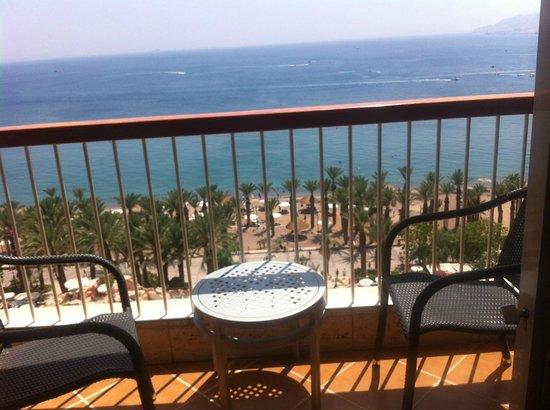 Dan Eilat: Balcony