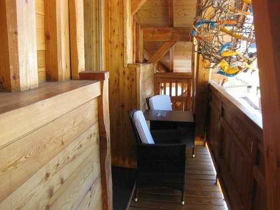 Hotel Chalet Mounier : Balcony Room 202