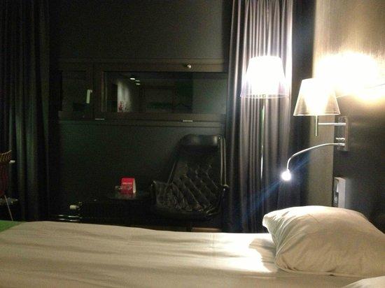 Comfort Hotel RunWay: Sofa