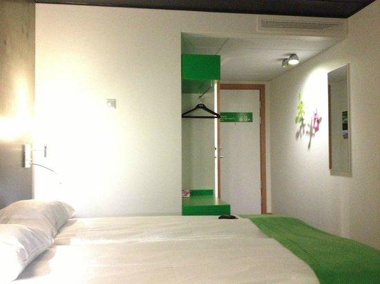 Comfort Hotel RunWay: Entrada