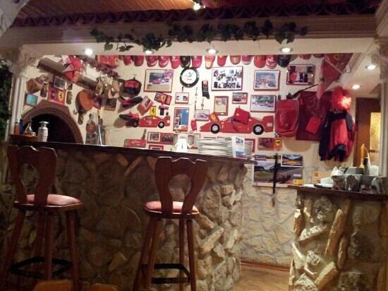 Pizzeria Tutto Al Forno: il firno a legna