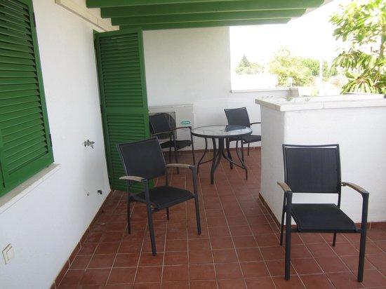 Pueblo El Goleto Aparthotel: balcony