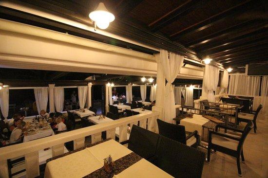 Villa Andrea: Restaurant