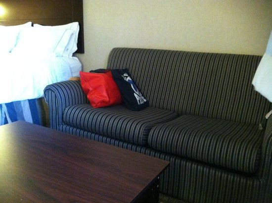 Holiday Inn Express North Bergen - Lincoln Tunnel: Pull-out sleeper couch