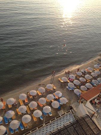 Hotel Grand Ozcelik: restaurant