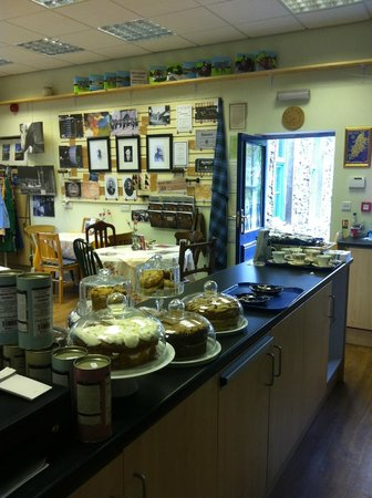 Craftea Weaver Tearoom: Inside the CrafTea Weaver