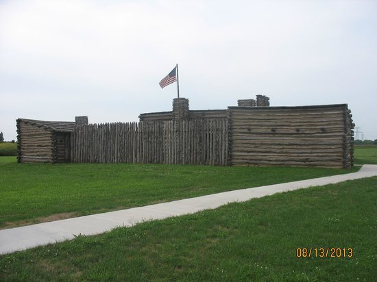 Lewis & Clark State Historic Site &  Interpretive Center: Winter encampment called Camp River Dubois