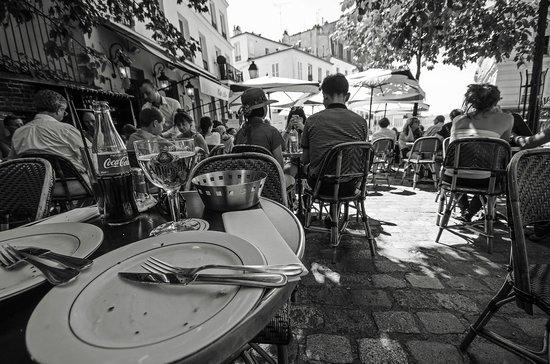 Relais De La Butte, Montmartre