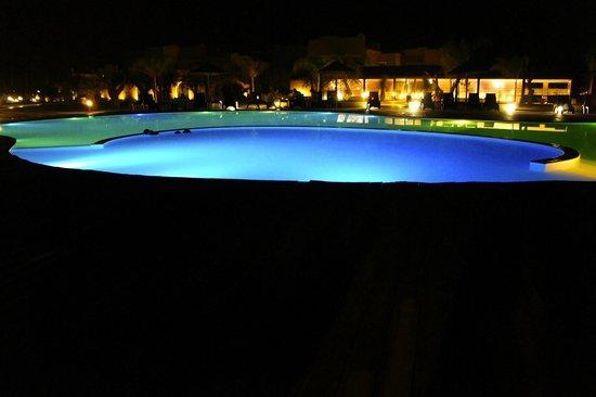 Le Residenze Archimede: porzione piscina