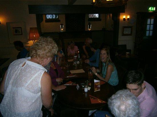 The Martyrs Inn: Fantastic Evening