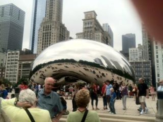 Walk Chicago Tours: Th Bean