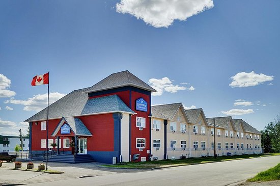 ‪Lakeview Inns & Suites - Fort St. John‬