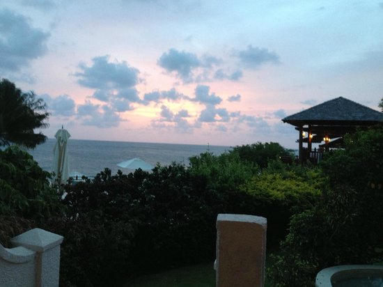 Cap Maison: Sunset