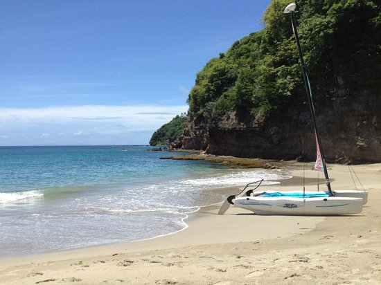 Cap Maison : Smuggler's Beach