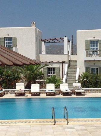 Yialos Ios Hotel : Ajouter une légende