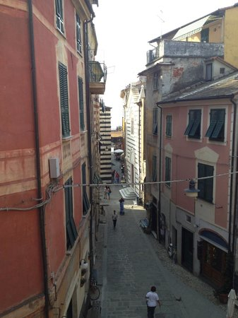 L'Antica Terrazza: View from common area rooftop deck