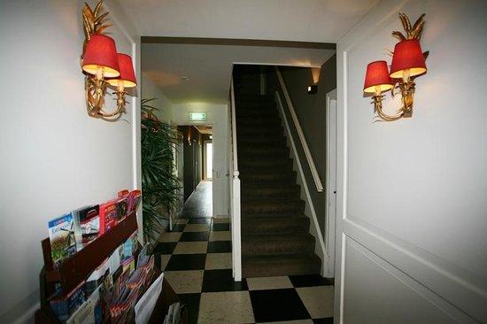Alp de Veenen Boutique Hotel: Hall