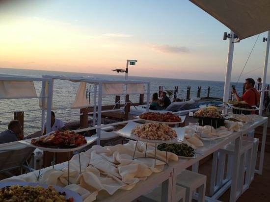 Iclub Lounge Restaurant Terrasini