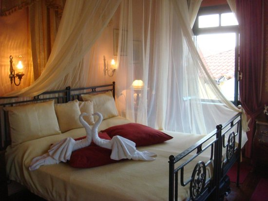 Casa Leone Boutique Hotel: Honeymoon suite