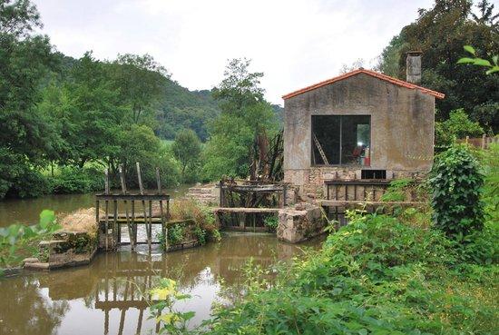 Moulin Pont Vieux : Moulin