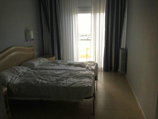 Hotel Rosamar: Habitación