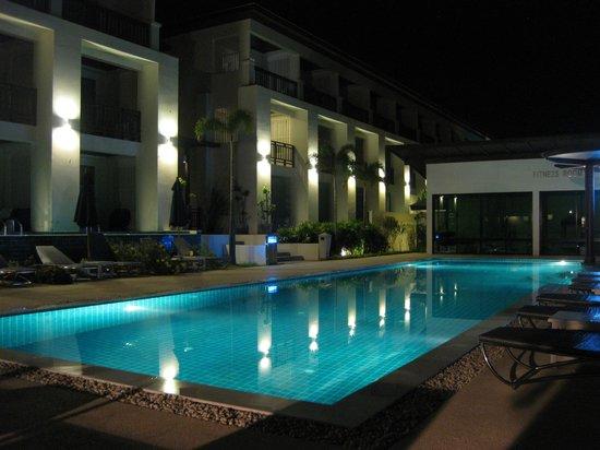 Samui Resotel Beach Resort: zona piscina general
