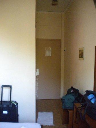 Angela's House Hotel: Corridoio