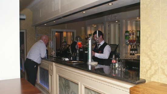 The Belfray Country Inn: Function Room Bar