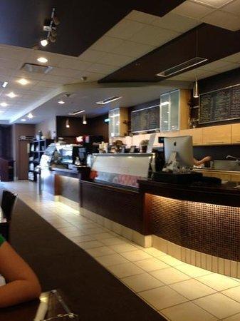 Casa Mia Cafe: nice layout