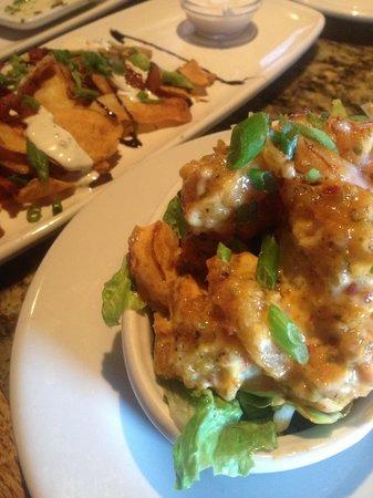 Bonefish Grill: bang bang and chips