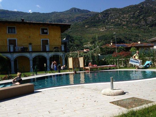 Hotel Garni al Frantoio : piscina