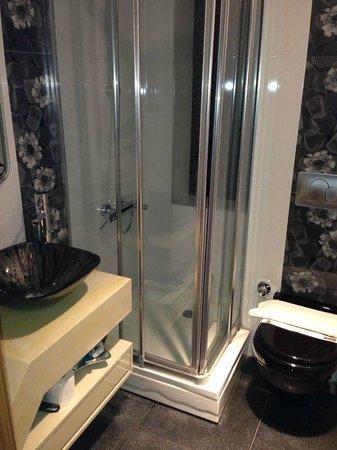 Galata Palace Hotel : banyo
