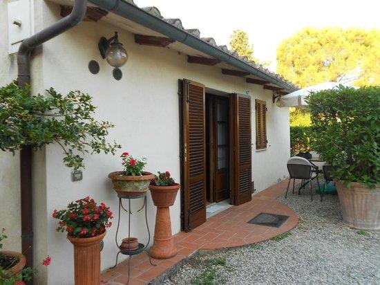 Antica Fonte Residenza di Siena: Appartamento Parata