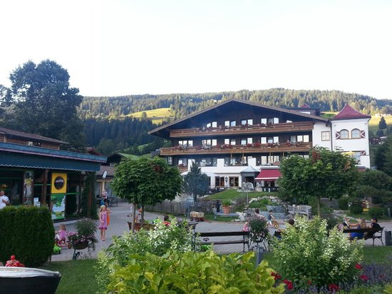 Hotel Kesselgrub: Hotel