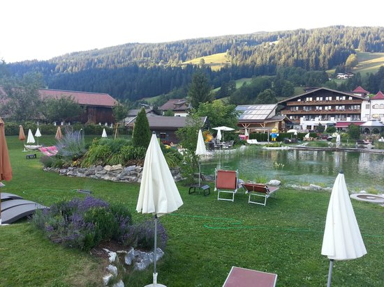 Kesselgrubs Ferienwelt: Badeteich