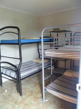 Lazy Duck Hostel: die einladenden Zimmer