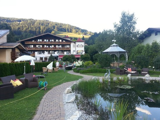 Kesselgrubs Ferienwelt: Garten